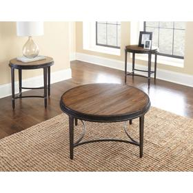 Gianna 3-Piece Set (Cocktail & 2 End Tables)