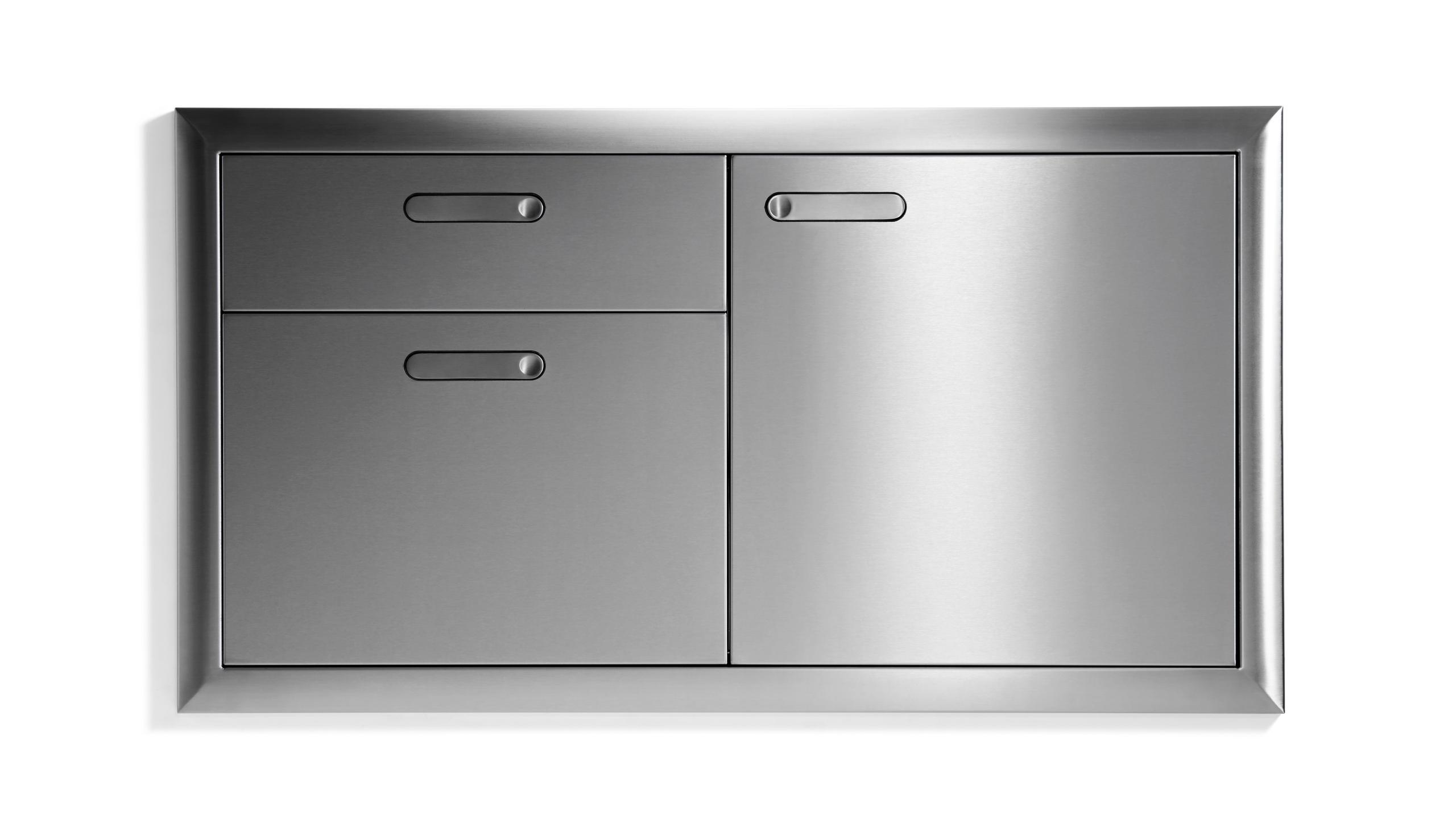 """42"""" Storage door & double drawer Photo #1"""