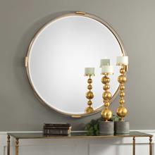 Mackai Round Mirror