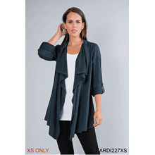 Crossover Cardigan - XS (3 pc. ppk.)