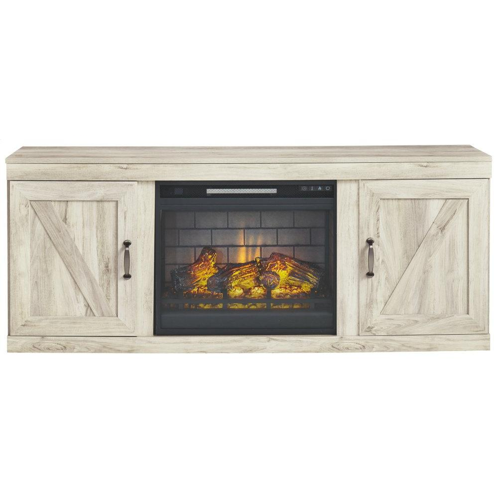 """Bellaby 63"""" TV Stand With Electric Fireplace"""