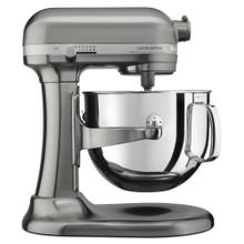See Details - Limited Edition Pro Line® Series Copper Clad 7 Quart Bowl-Lift Stand Mixer - Brushed Nickel