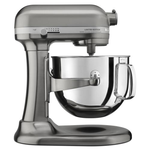 KitchenAid Canada - Limited Edition Pro Line® Series Copper Clad 7 Quart Bowl-Lift Stand Mixer - Brushed Nickel