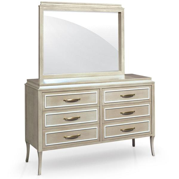 See Details - Haley 6-Drawer Dresser