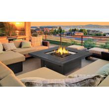 See Details - Square Patioflame® Table