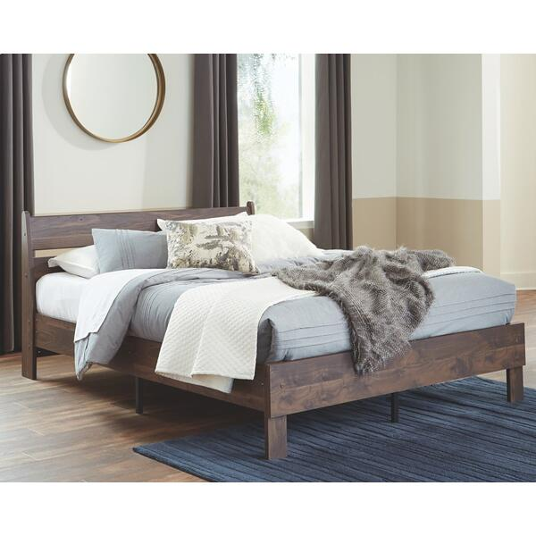 Calverson Full Panel Platform Bed
