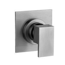 "TRIM PARTS ONLY Wall-mounted washbasin mixer control For spouts 26599, 26699, 26600, 26591, 26595, and 27282 1/2"" connections Drain not included - See DRAINS section Requires in-wall rough valve 26612"