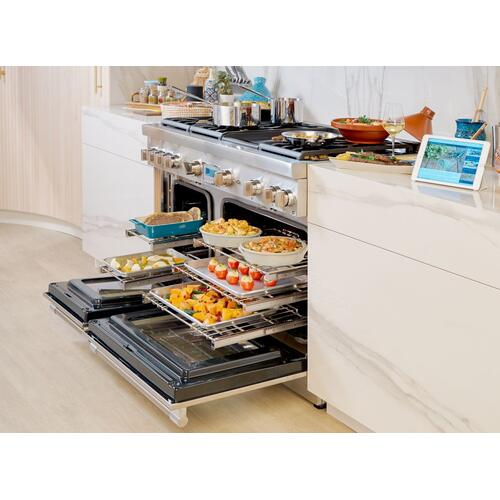 48-Inch Pro Grand® Commercial Depth Liquid Propane Range