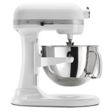 See Details - Professional 600™ Series 6 Quart Bowl-Lift Stand Mixer - White