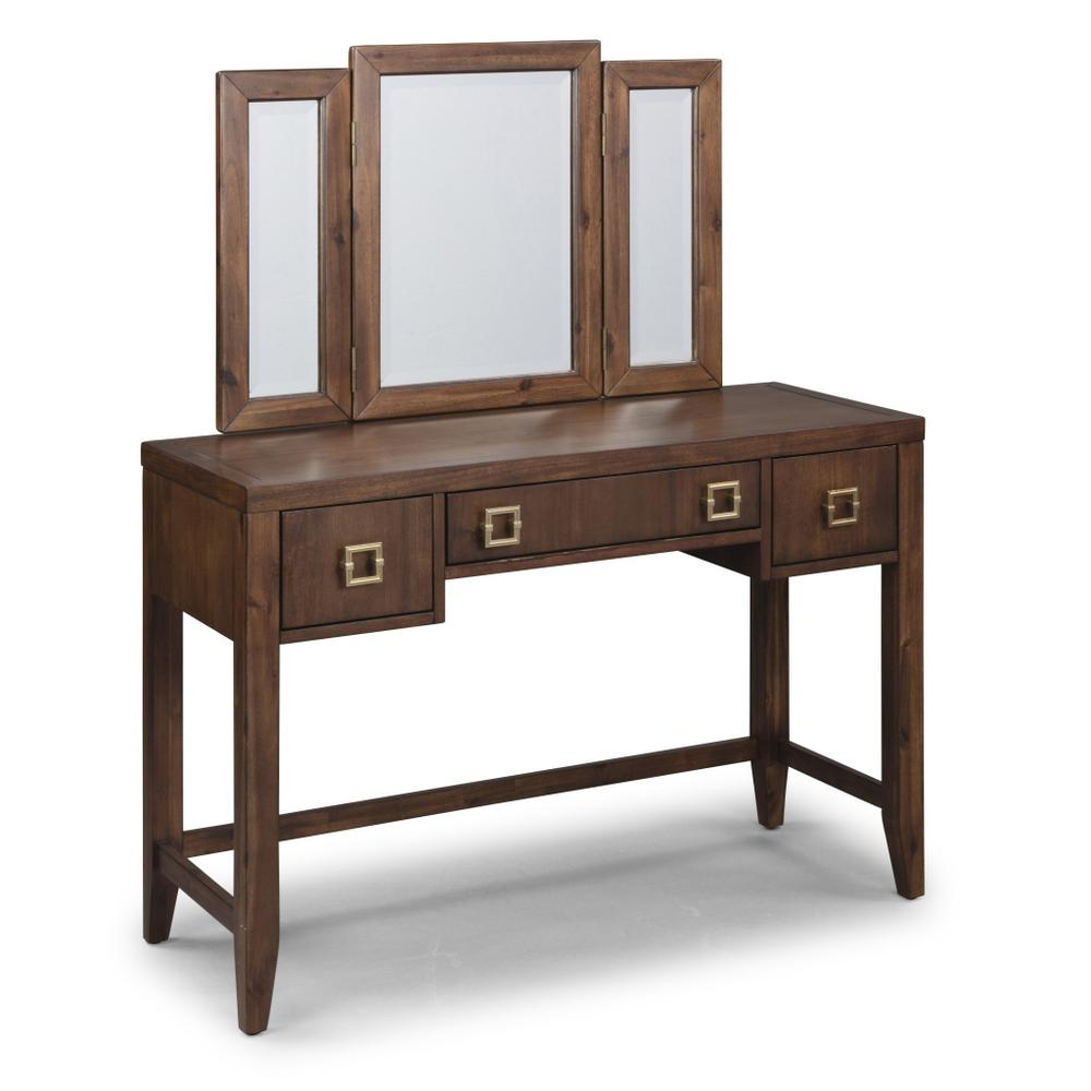 See Details - Bungalow Vanity With Mirror