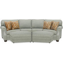 Tailor Made 6602 Sectional