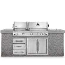 See Details - Built-in Grills Prestige II Series Built-in Grill