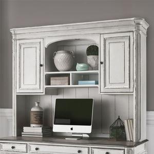 Liberty Furniture Industries - Jr Executive Credenza Hutch