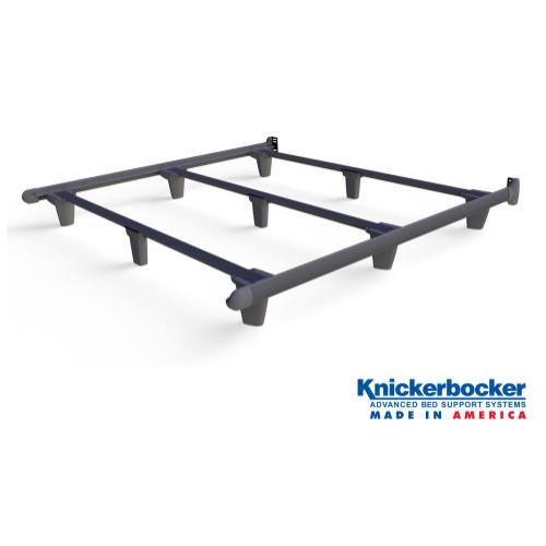 Grey Eastern King EmBrace™ Bed Frame