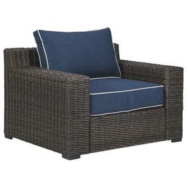 Grasson Lane Lounge Chair With Cushion