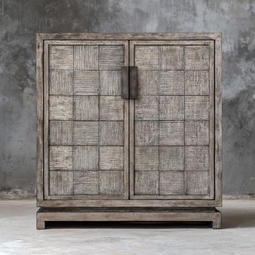 Hamadi 2 Door Cabinet