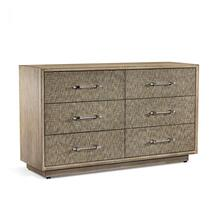 Mia 6 Drawer Chest