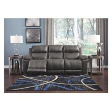 View Product - Erlangen Power Reclining Sofa w/ Adjustable Headrests