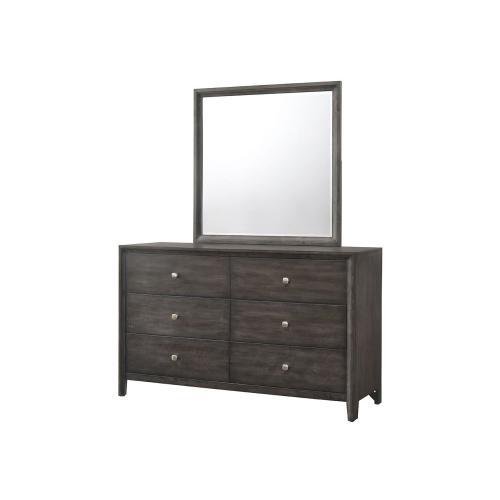 1060 Grant Dresser with Mirror