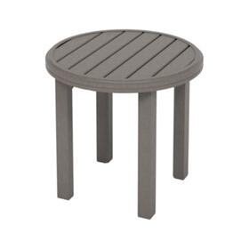 "Amici 24"" Round KD End Table"