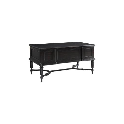 Clinton Hill - Writing Desk - Kohl Black Finish