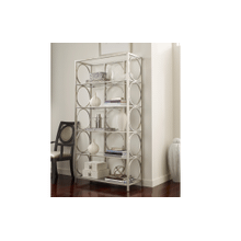Tower Suite - Moonstone Finish Etagere