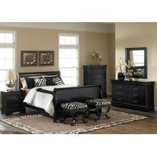 Carrington Bedroom ~ Black