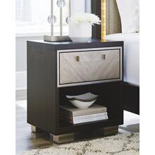 Maretto Night Stand Two-tone