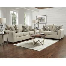 Ashton Khaki (Sofa & Love) Sofa