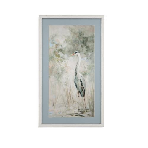 Wading Heron I