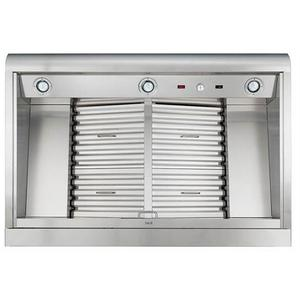 "42"" SS Pro-Style Range Hood with Extra Large Capture Designed for Outdoor cooking in Covered Lanais, 1300 to 1650 Max CFM"