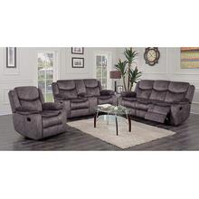 Logan Sofa, Love, Recliner Gray, M6629