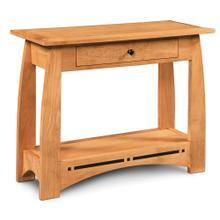 See Details - Aspen 1-Drawer Console Table with Inlay