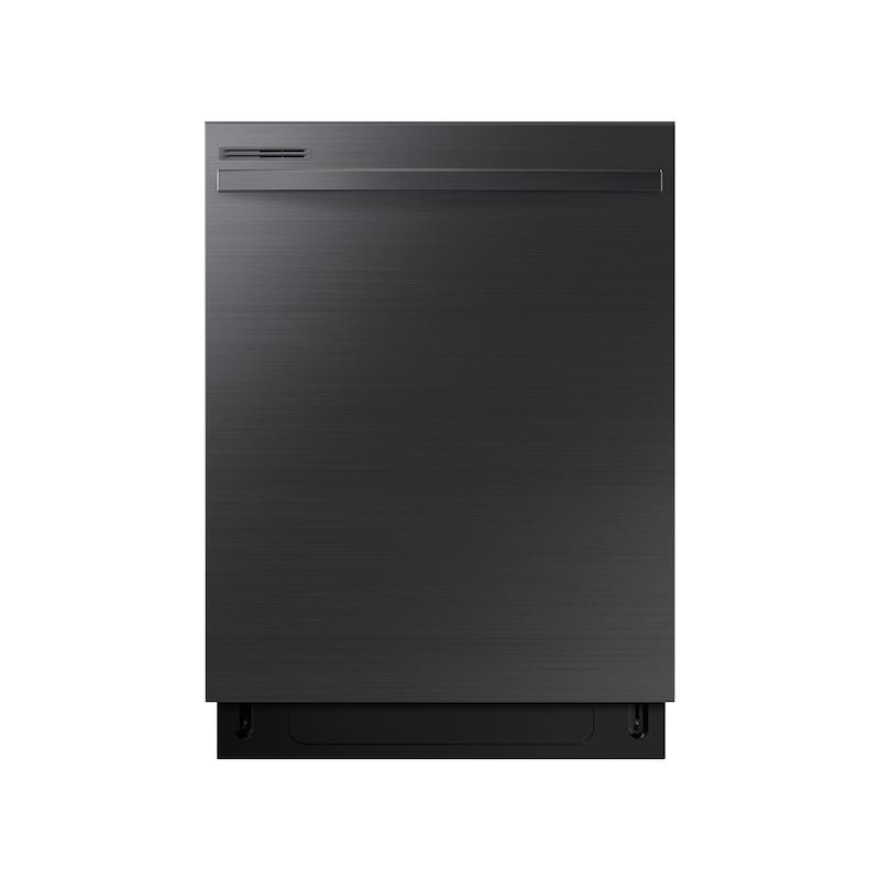 Digital Touch Control 55 dBA Dishwasher in Black Stainless Steel
