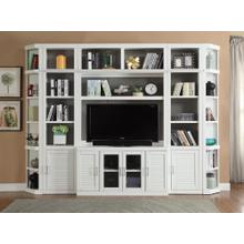 CATALINA 6 Piece Small Entertainment Wall