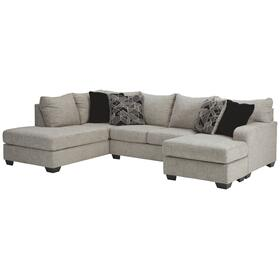 Megginson 2-piece Sectional With Chaise