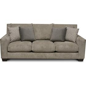 7K05N Luckenbach Sofa with Nails