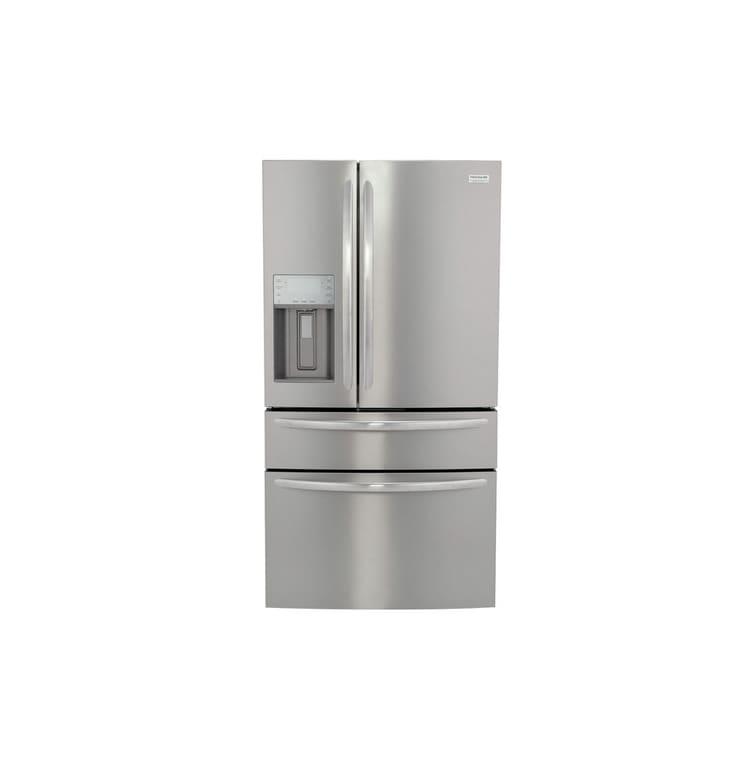Genuine Electrolux Fridge /& Freezer Bottom Shelf Crisper Ventilation Grid Cover