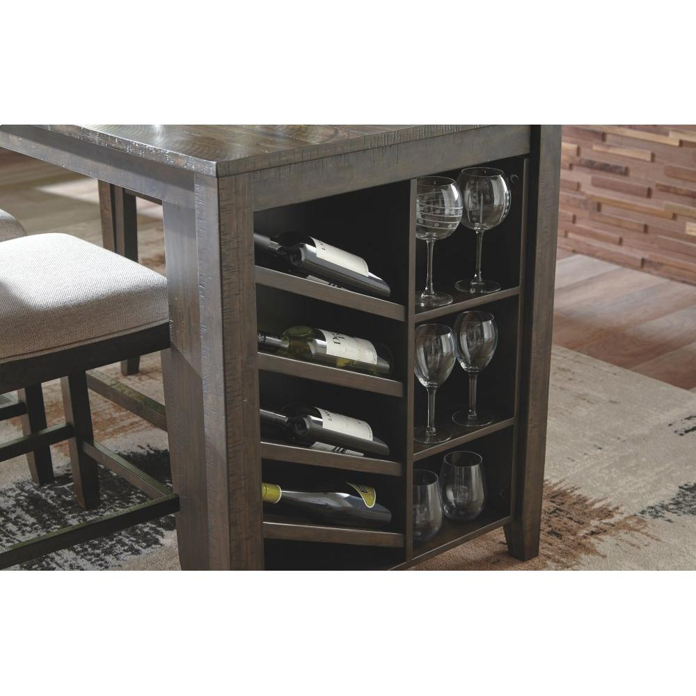 Product Image - Counter Height Dining Table and 4 Barstools