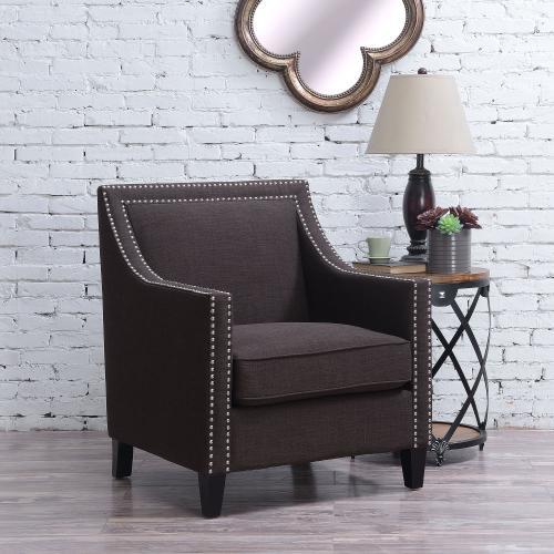 Erica Chair Heirloom Chocolate