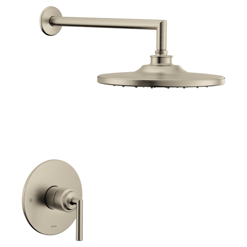 Arris brushed nickel m-core 3-series shower only
