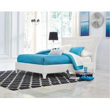 Standard Furniture 50740 Vogue Vinyl Bedroom set Houston Texas USA Aztec Furniture