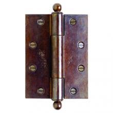"""Butt Hinge - 6"""" x 4 1/2"""" Silicon Bronze Dark"""