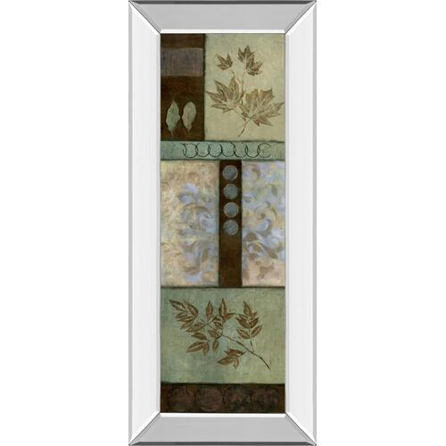 "Classy Art - ""Spring Morning I"" By Norm Olson Mirror Framed Print Wall Art"