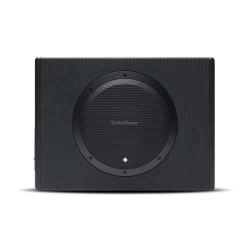 """Rockford Fosgate - Punch Single 10"""" 300 Watt Amplified Subwoofer"""