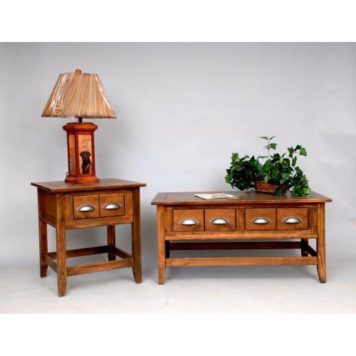 "#324 Hamilton Coffee Table 42.5""wx22.5""dx20""h"