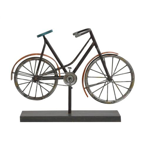 Charleston Bicycle Statue