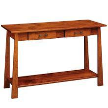 See Details - Craftsmen Sofa Table