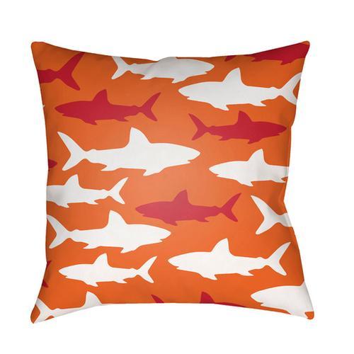"""Sharks LIL-073 18""""H x 18""""W"""