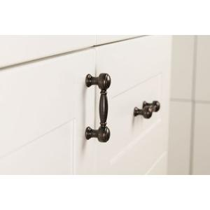 Weymouth oil rubbed bronze drawer pull